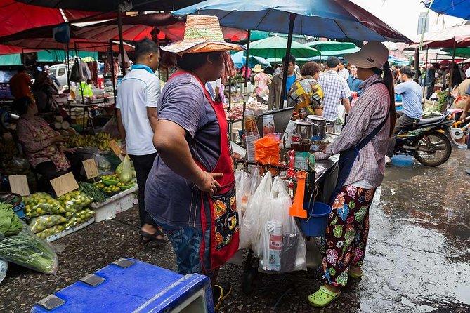 Bangkok's Green Lung : Rickshaw Adventure Tour from Bangkok