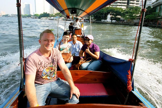 Venice of the East : Bangkok Klong (Canal) Tour with The Temple of Dawn photo 4