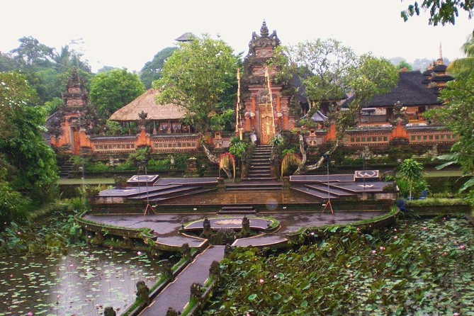 Full-Day Private Bali and Ubud Cultural Tour