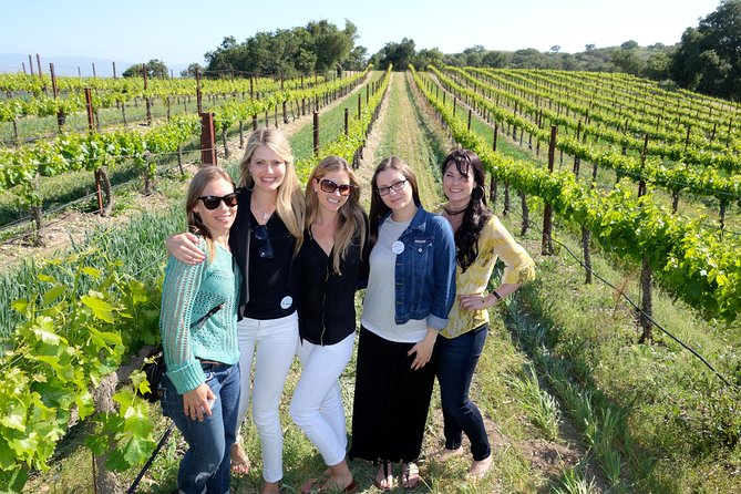 Santa Barbara Small-Group Wine Tour to ONLY Private Vineyard Estates & Wineries