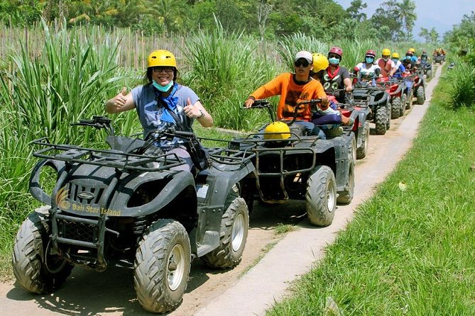Bali Quad Bike and Blue Lagoon Snorkeling