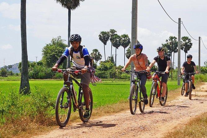 Bike the Siem Reap Countryside