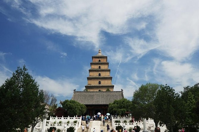 Xi'an Private Tour: Terracotta Warriors and Big Wild Goose Pagoda Day Tour, Sian, CHINA
