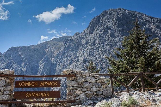 Royalty Samaria Gorge Excursion