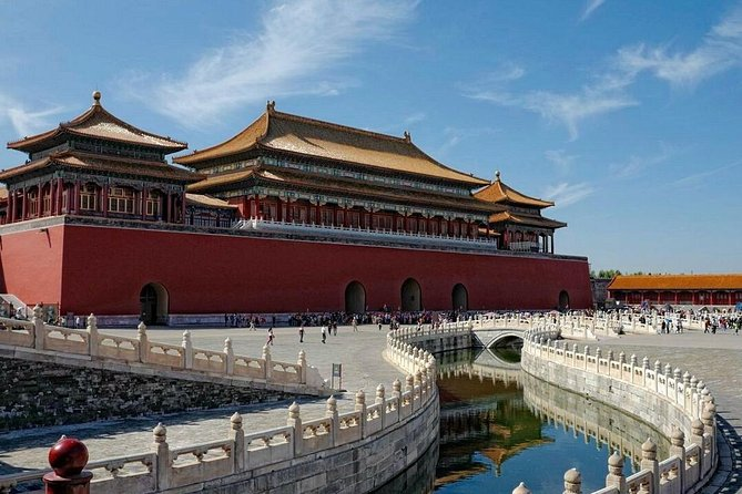 Beijing Private Day Tour: Forbidden City, Temple of Heaven, Summer Palace Tour photo 9