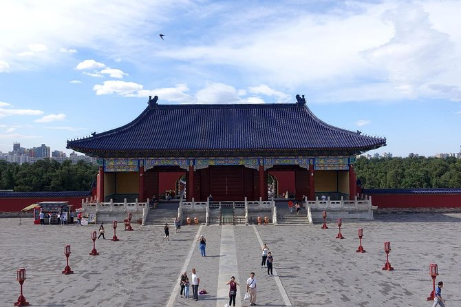 Beijing Private Day Tour: Forbidden City, Temple of Heaven, Summer Palace Tour photo 4