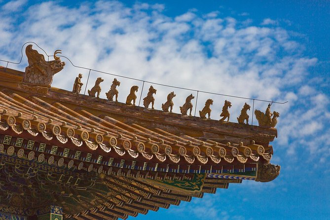 Beijing Private Day Tour: Forbidden City, Temple of Heaven, Summer Palace Tour photo 7