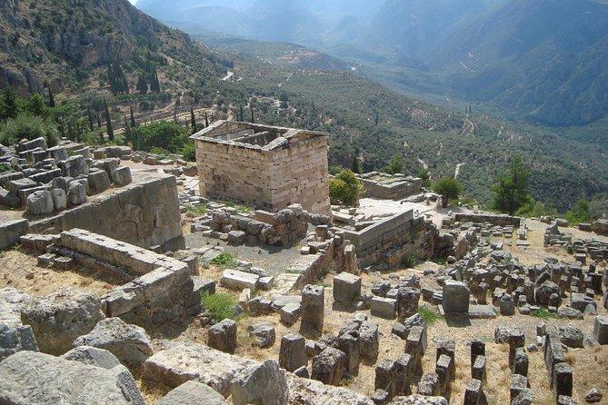 Delphi full day private tour from Athens (Sedan, 1-4 passengers)