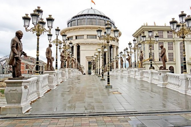 Skopje city tour - the best of Skopje