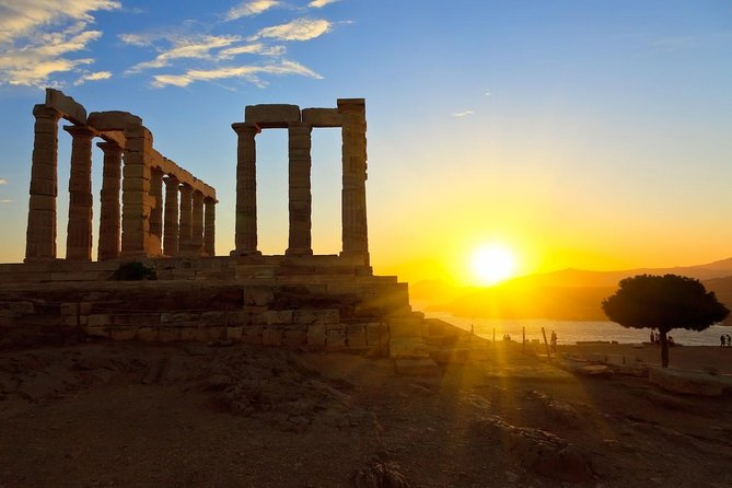 Cape Sounio & Temple of Poseidon Sunset Tour photo 5