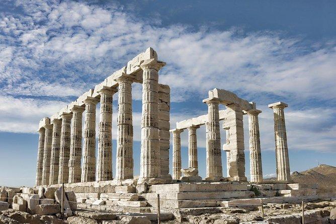 Cape Sounio, Temple of Poseidon and Athenian riviera private tour from Athens