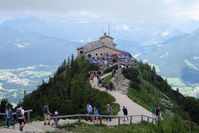 Private Eagles Nest Tour from Salzburg with tour end in Munich