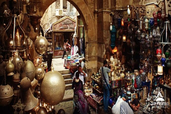 Day Trip To Egyptian Museum, Old Cairo & Bazaar photo 3