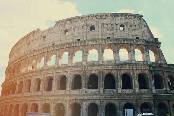 Full day tour of Rome from Civitavecchia Cruise Port with Private Driver