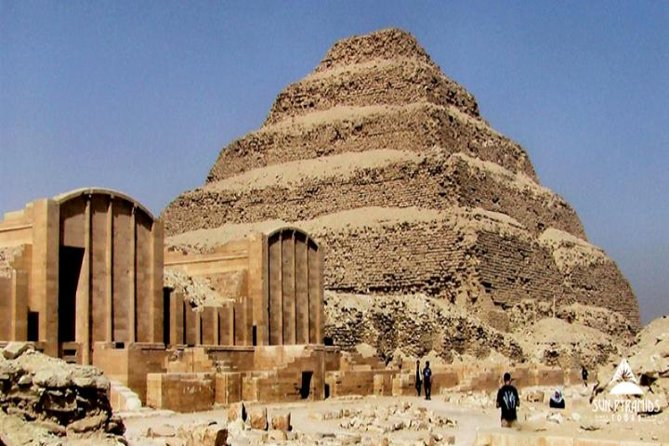 private Day Tour To Giza Pyramids, Memphis City, Dahshur And Sakkara Pyramids photo 2