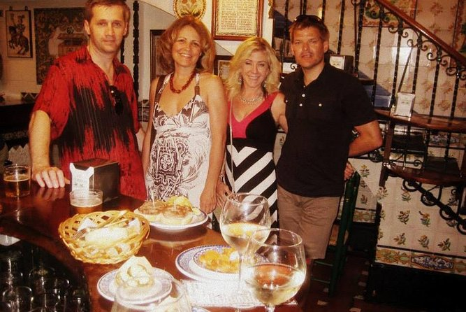 Private off the beaten path Tapas Tasting in Seville