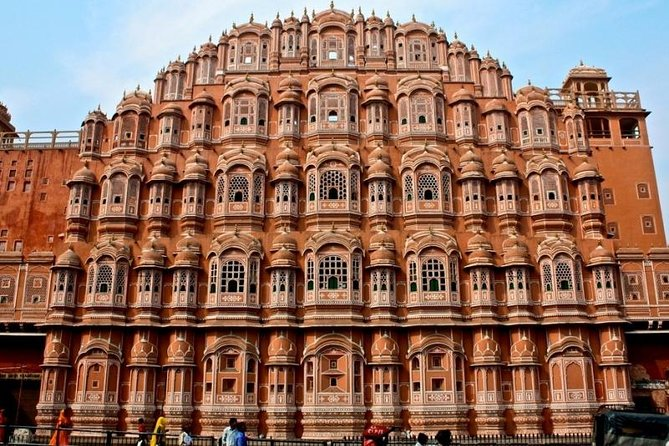 Day Tour Of Jaipur With Driver & Car