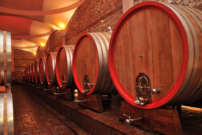 Private Wine Tour of Stobi Winery from Skopje