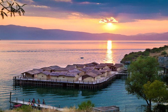 Full day tour of Ohrid with St Naum from Skopje photo 9