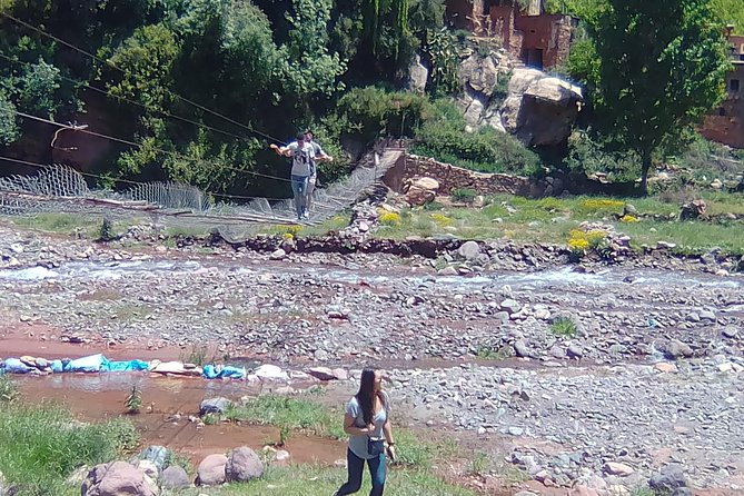 Day trip to atlas Mountains And 3 Valley & Berber Villages with Camel Rid photo 8