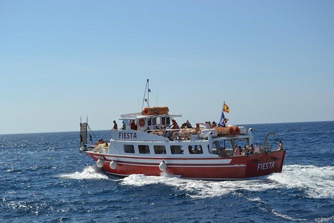 Full day boat tour transfers & lunch included