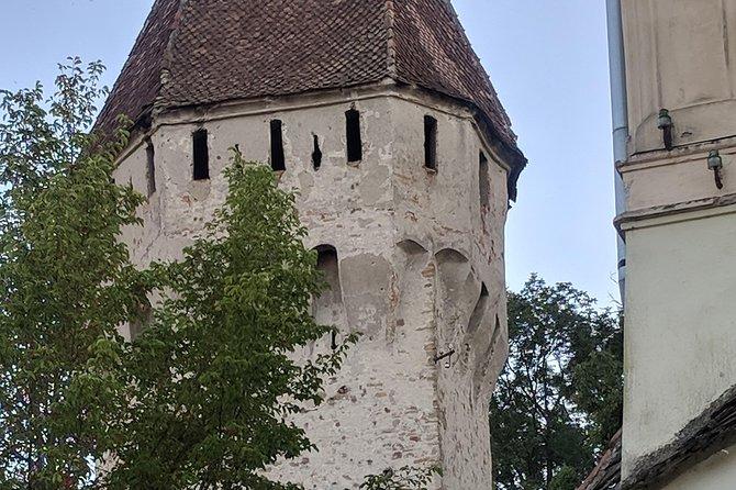 Sighisoara Private Tour: Medieval Citadel & City Center Exploration Game
