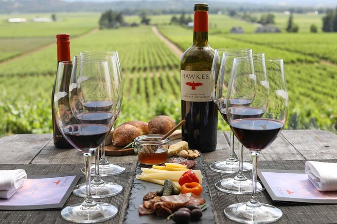 Private Napa Sonoma Wine Tour From San Francisco & Madame Tussauds Wax Museum