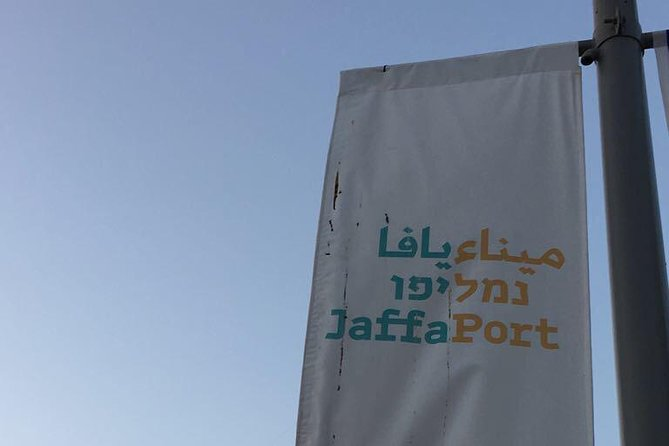 Jaffa Cultural Stories and Coffee