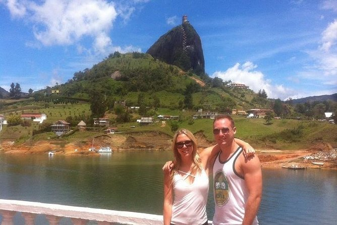 Full Day Private Pablo Escobar Tour including Guatape