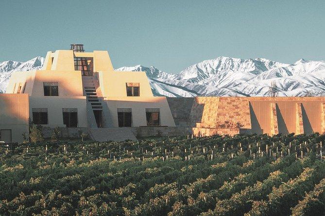 Viva Catena: vino argentino Empire , almuerzo gourmet, Mendoza, ARGENTINA