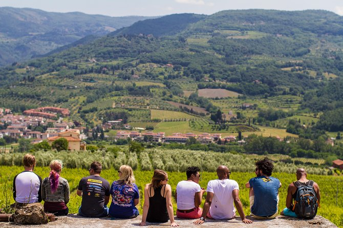 Full-Day Tuscan Countryside Bike Tour