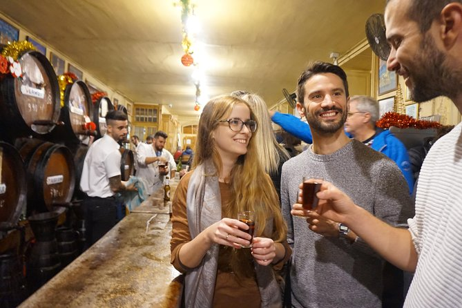 Malaga Traditional Wine & Tapas Tour - by Oh My Good Guide!