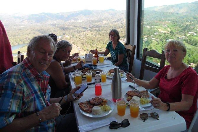 Private Tour To Guatape From Medellin