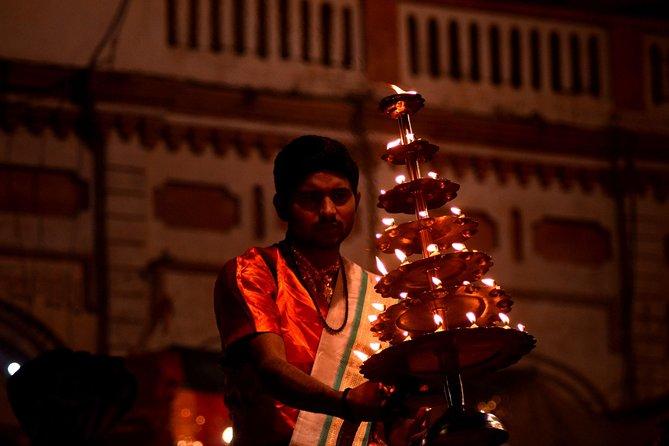 Evening Ganga Aarti Ceremony with Enchanting Banaras