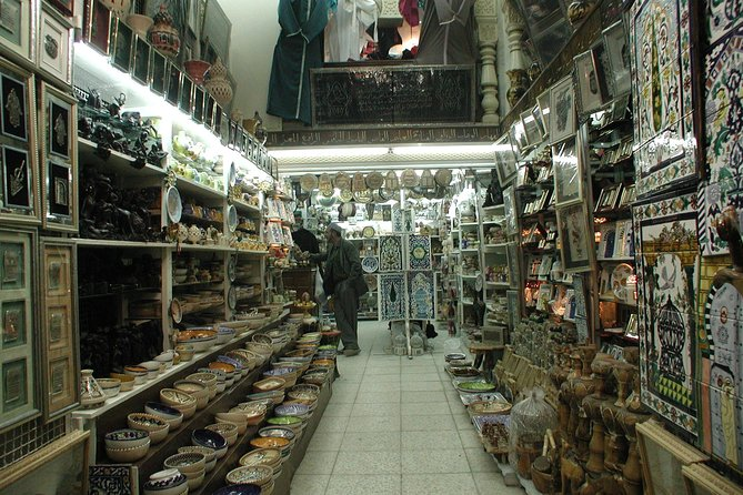 1/2 day bardo and the medina of Tunis departing from your hotel in Tunis