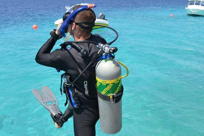 PADI Enriched Air Diver Specialty Course