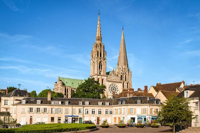 Private excursion to Chartres Cathedral