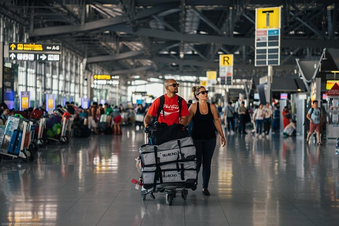 Bangkok Airport Layover Special : Best of Thailand 4 Hours Transit Tour