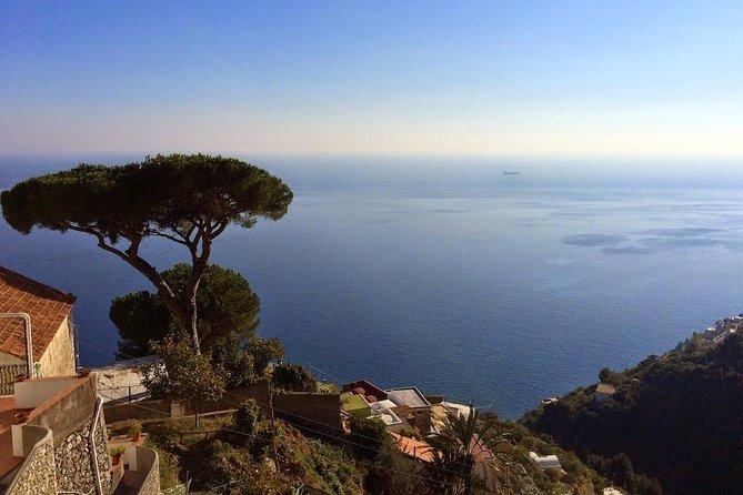 Discovering Amalfi coast via Amalfi - Pogerola by walking