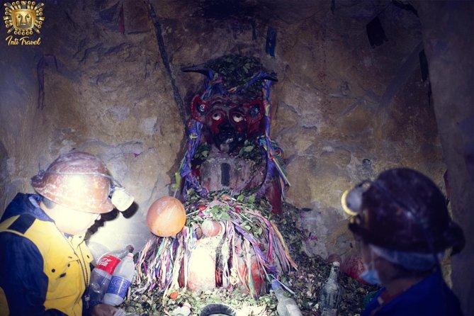 Potosi - Active Mine Tour - Half Day -