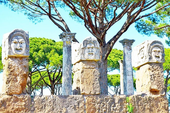 All-included Guided Ostia Tour for Kids & Families with Hotel Pick-up & Drop-off