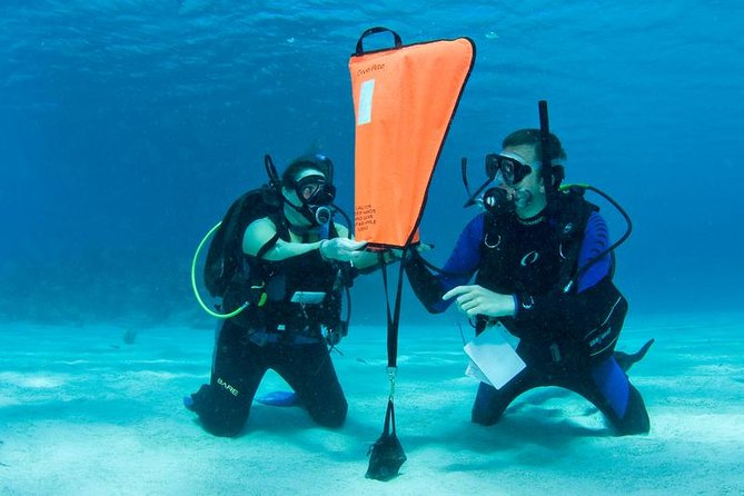 PADI Search and Recovery Diver Specialty Course