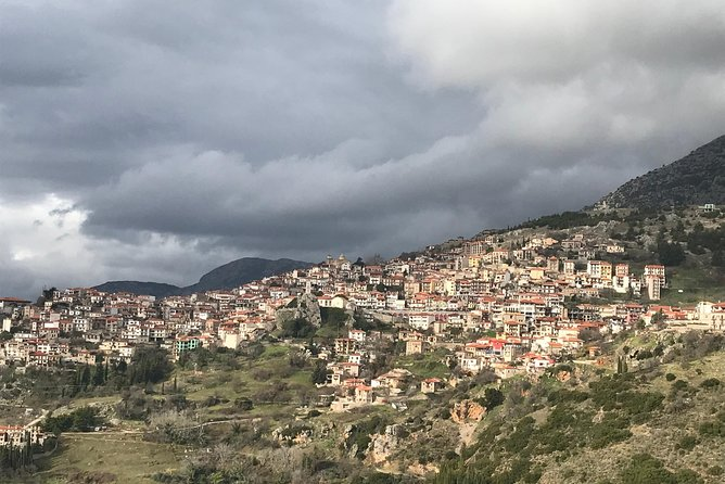Delphi Guided Small Group Day Tour from Athens