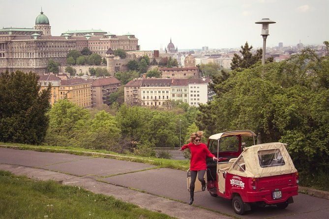 Budapest Solo Tour - Discover the city on a TukTuk with you private guide photo 2