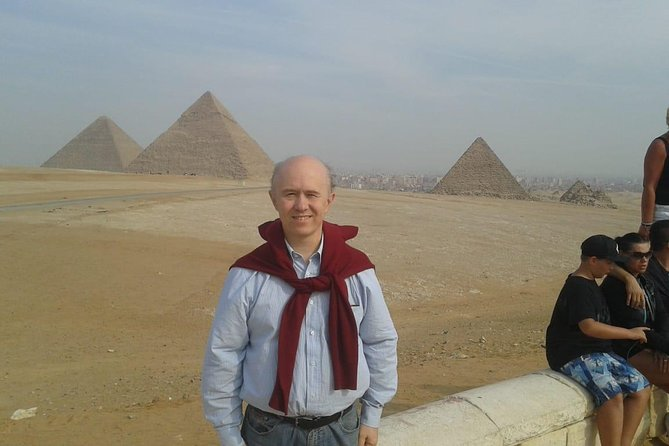 shore excursion private-full day tour Alexandria port visit Giza pyramids museum