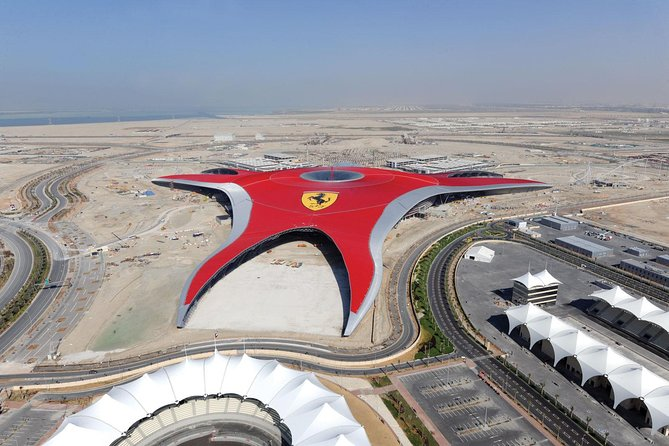 Full Day Abu Dhabi City Tour With Louvre Museum Tickets