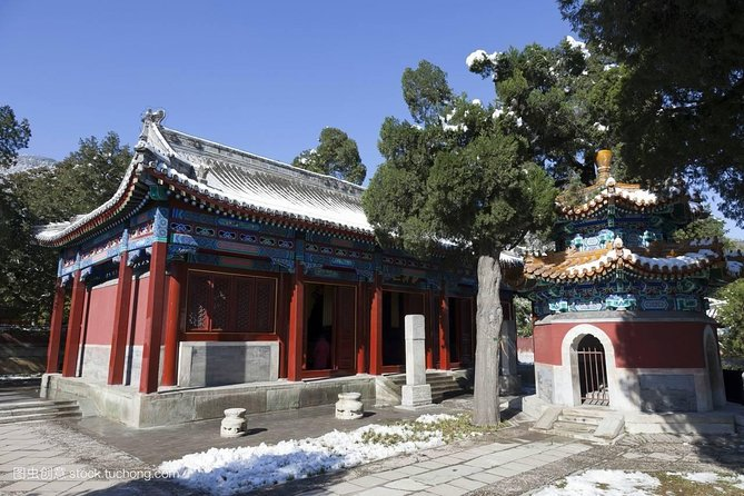 Beijing Private Tour To the Temple of Azure Clouds and Beijing Botanical Garden with Lunch inclusive photo 6