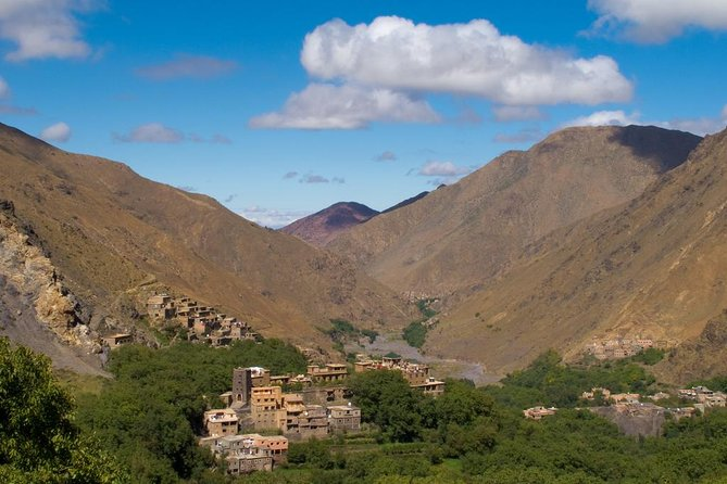 Full Day Trip To The Atlas Mountains And Imlil Valley From Marrakech