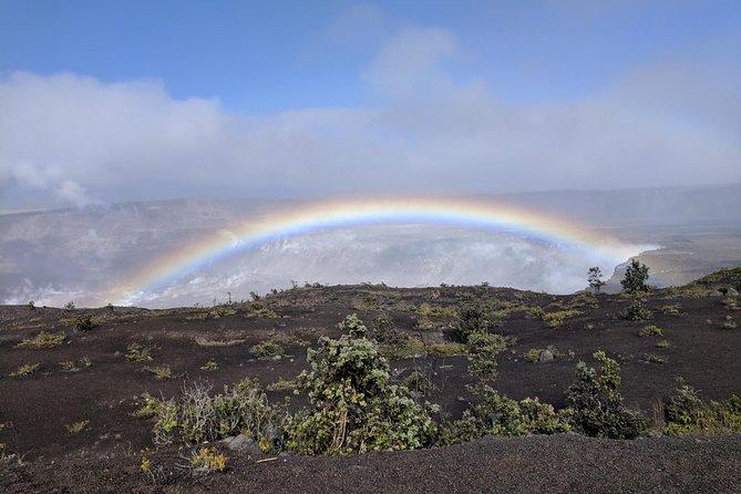 Tour privado - Reúnase en el Volcano Park de Hawái - Precio grupal