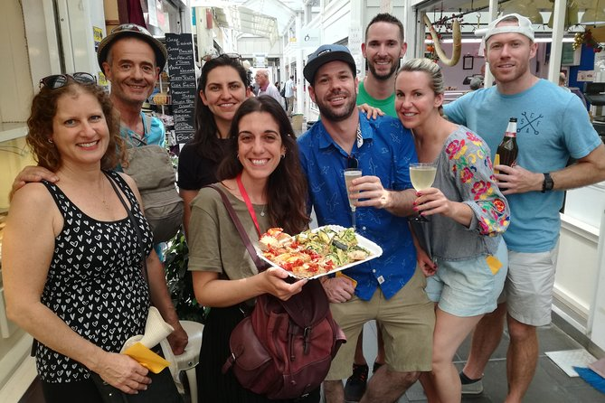 Testaccio Street Food and Market Plus Roman Pyramid Tour in Rome